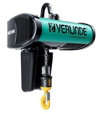 electric chain hoist from verlinde